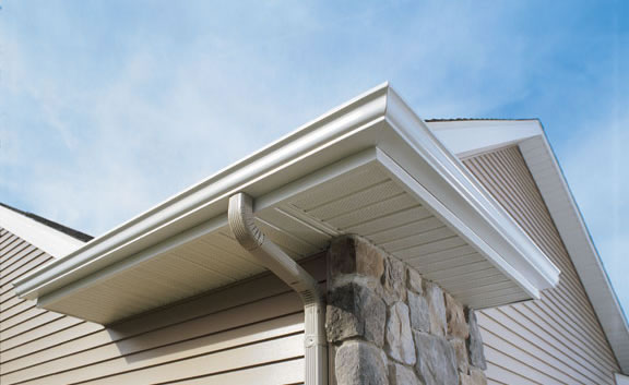 Aluminum Soffit Contractor from Castlegar BC