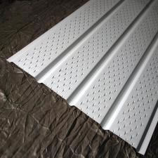 Aluminum Roof Soffits Soffiting Contractor Trs Gutters